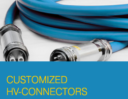 customized hv-connectors