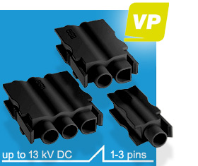 high voltage connector Series VP